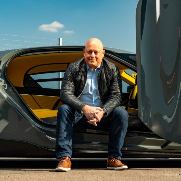 The History of Koenigsegg