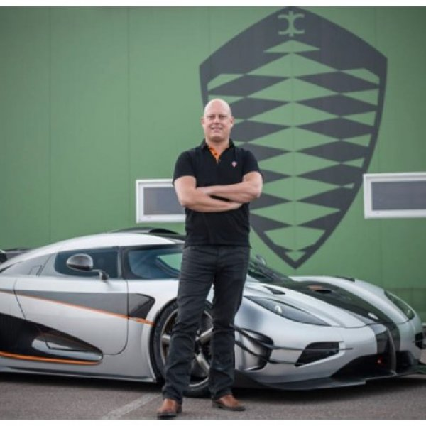 Koenigsegg España, France and Portugal