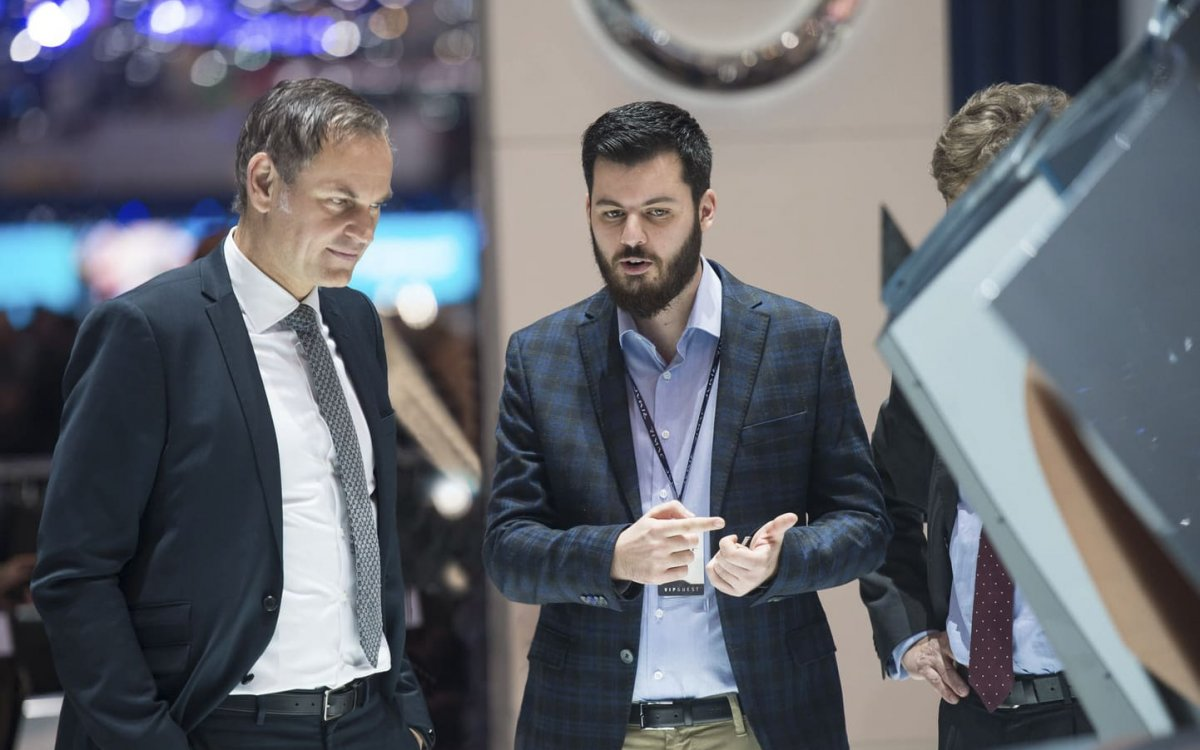 Rimac Automobili Welcomes Further 70m Eur Investment From Porsche